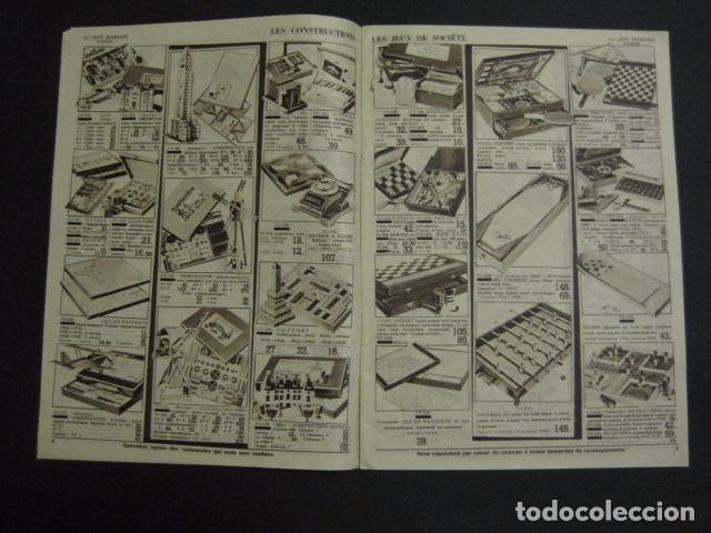 Juguetes antiguos: CATALOGO JUGUETES - AU BON MARCHE - AÑO 1939 - VER fotos adicionales - ( V- 6609) - Foto 6 - 61913548