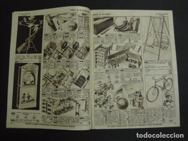 Juguetes antiguos: CATALOGO JUGUETES - AU BON MARCHE - AÑO 1939 - VER fotos adicionales - ( V- 6609) - Foto 7 - 61913548