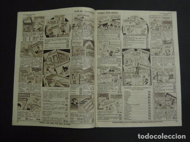Juguetes antiguos: CATALOGO JUGUETES - AU BON MARCHE - AÑO 1939 - VER fotos adicionales - ( V- 6609) - Foto 8 - 61913548