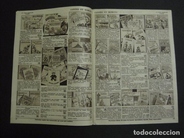 Juguetes antiguos: CATALOGO JUGUETES - AU BON MARCHE - AÑO 1939 - VER fotos adicionales - ( V- 6609) - Foto 9 - 61913548