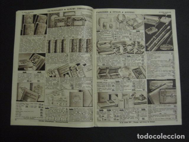 Juguetes antiguos: CATALOGO JUGUETES - AU BON MARCHE - AÑO 1939 - VER fotos adicionales - ( V- 6609) - Foto 10 - 61913548