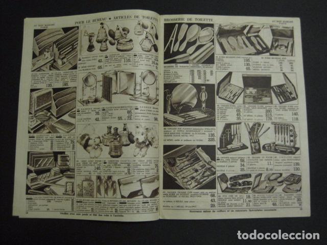 Juguetes antiguos: CATALOGO JUGUETES - AU BON MARCHE - AÑO 1939 - VER fotos adicionales - ( V- 6609) - Foto 11 - 61913548