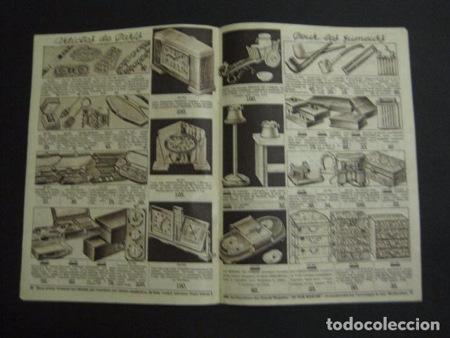 Juguetes antiguos: CATALOGO JUGUETES - AU BON MARCHE - AÑO 1939 - VER fotos adicionales - ( V- 6609) - Foto 15 - 61913548