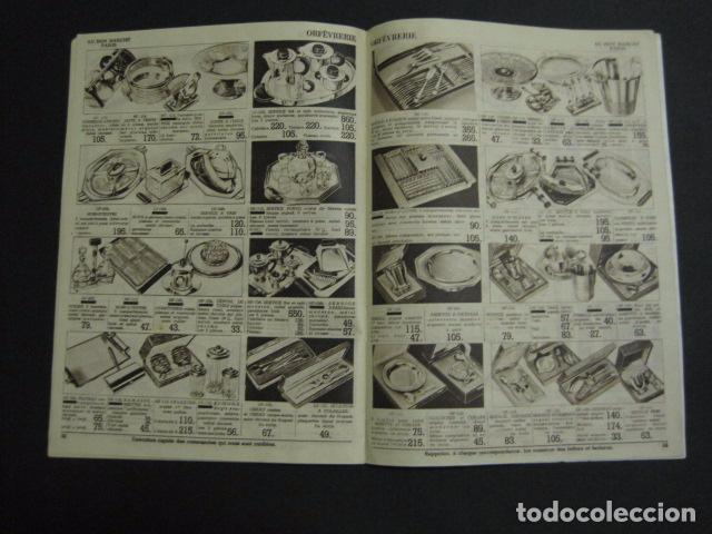 Juguetes antiguos: CATALOGO JUGUETES - AU BON MARCHE - AÑO 1939 - VER fotos adicionales - ( V- 6609) - Foto 18 - 61913548