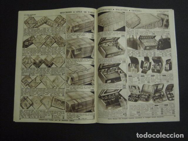 Juguetes antiguos: CATALOGO JUGUETES - AU BON MARCHE - AÑO 1939 - VER fotos adicionales - ( V- 6609) - Foto 21 - 61913548