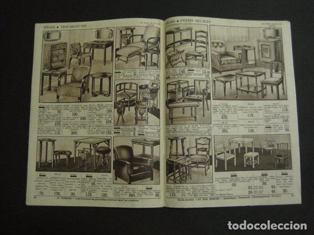 Juguetes antiguos: CATALOGO JUGUETES - AU BON MARCHE - AÑO 1939 - VER fotos adicionales - ( V- 6609) - Foto 22 - 61913548