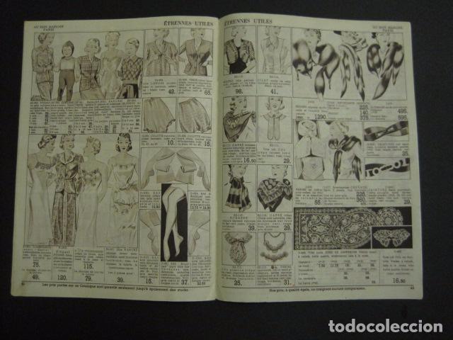 Juguetes antiguos: CATALOGO JUGUETES - AU BON MARCHE - AÑO 1939 - VER fotos adicionales - ( V- 6609) - Foto 23 - 61913548