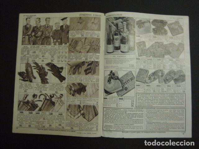 Juguetes antiguos: CATALOGO JUGUETES - AU BON MARCHE - AÑO 1939 - VER fotos adicionales - ( V- 6609) - Foto 24 - 61913548