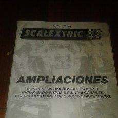Juguetes antiguos: SCALESTRYC AMPLIACIONES. Lote 62197076