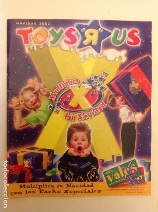 Toys'r'us catalogo 2003 - Vendido en Venta Directa - 62547960