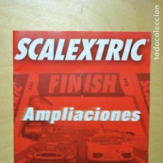 Juguetes antiguos: CATALOGO 2006 AMPLIACIONES SCALEXTRIC. Lote 67689821
