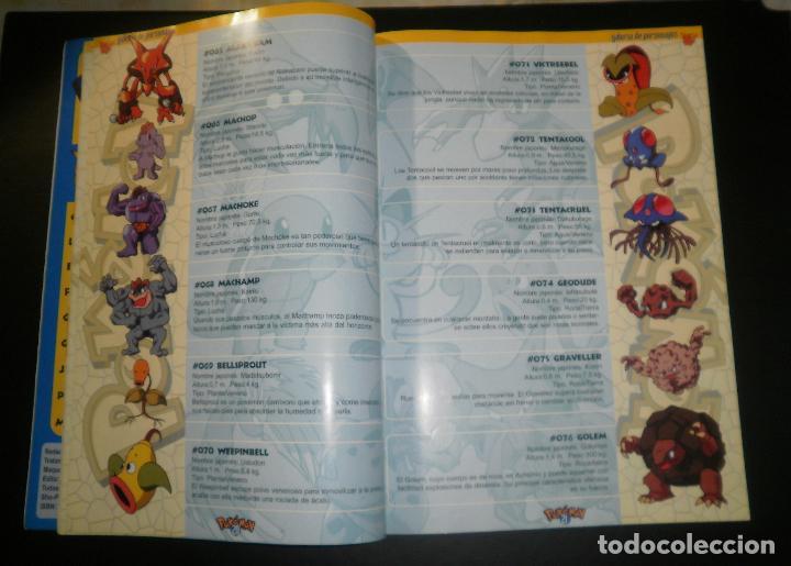 Juguetes antiguos: Revista Pokemon. Mangazone especial guía de la serie (personajes, capítulos, etc.). 1999 - Foto 2 - 68427665