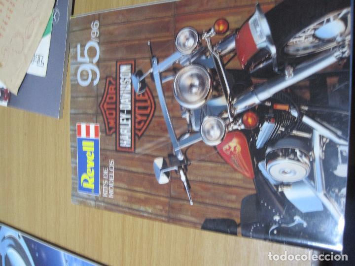 CATALOGO REVELL 95/96 (Juguetes - Catálogos y Revistas de Juguetes)