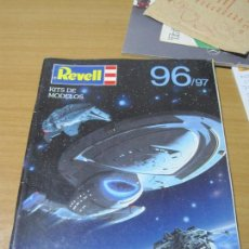 Juguetes antiguos: CATALOGO REVELL 96/97. Lote 68542093