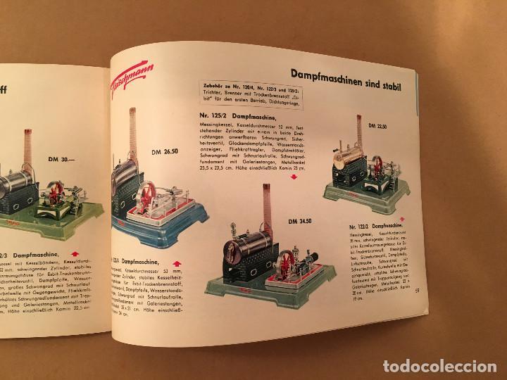 Juguetes antiguos: TRENES - FLEISHMANN - 1958/59 - CATALOGO JUGUETES - TREN - Foto 13 - 68994153