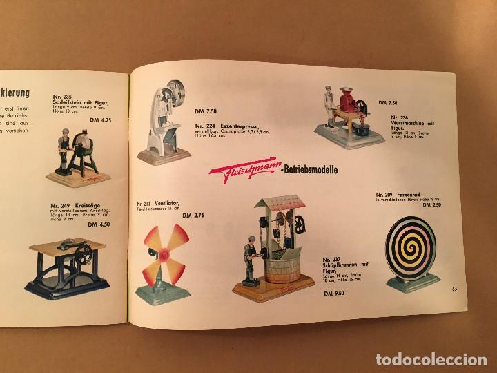 Juguetes antiguos: TRENES - FLEISHMANN - 1958/59 - CATALOGO JUGUETES - TREN - Foto 14 - 68994153