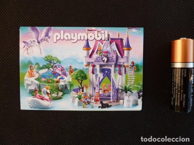 CATÁLOGO DESPLEGABLE PLAYMOBIL 2012 (Juguetes - Catálogos y Revistas de Juguetes)