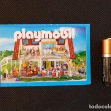 Juguetes antiguos: CATÁLOGO DESPLEGABLE PLAYMOBIL 2008. Lote 137367118