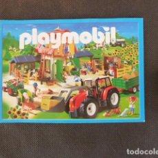 Juguetes antiguos: PLAYMOBIL CATÁLOGO MEDIANO 2005. Lote 69114753
