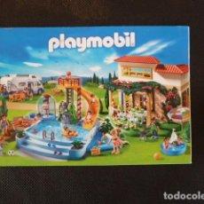 Juguetes antiguos: PLAYMOBIL CATÁLOGO MEDIANO 2009. Lote 69115153