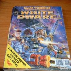 Juguetes antiguos: REVISTAS WHITE DWARF 07 EN ESPAÑOL. Lote 72071091