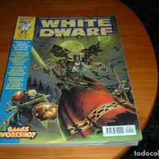 Juguetes antiguos: REVISTAS WHITE DWARF 27 EN ESPAÑOL. Lote 72111639