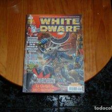 Juguetes antiguos: REVISTAS WHITE DWARF 40 EN ESPAÑOL. Lote 72542343
