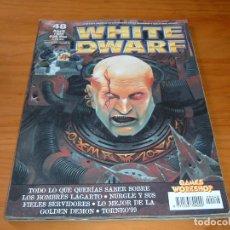 Juguetes antiguos: REVISTAS WHITE DWARF 48 EN ESPAÑOL. Lote 72545051