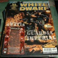 Juguetes antiguos: REVISTAS WHITE DWARF 55 EN ESPAÑOL. Lote 126400674