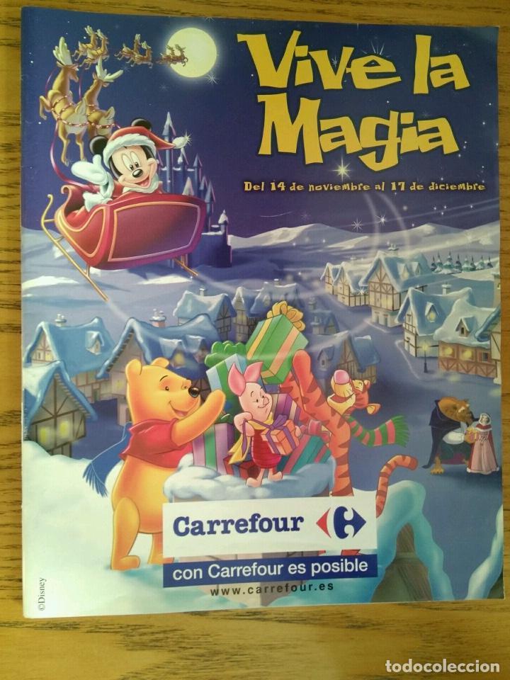 catálogo de juguetes carrefour vive la magia-de - Comprar