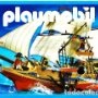 CATALOGO ORIGINAL PLAYMOBIL AÑO 2007- ROMANOS, DINOSAURIOS,BARCOS,TRENES, CABALLEROS,VOLQUETES GRUAS