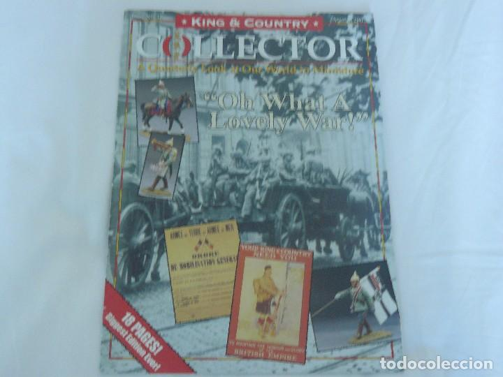 Juguetes antiguos: KING & COUNTRY COLLECTOR TITULADO OH WHAT A LOVELY WAR AUTUMN 2007 - Foto 1 - 194770023