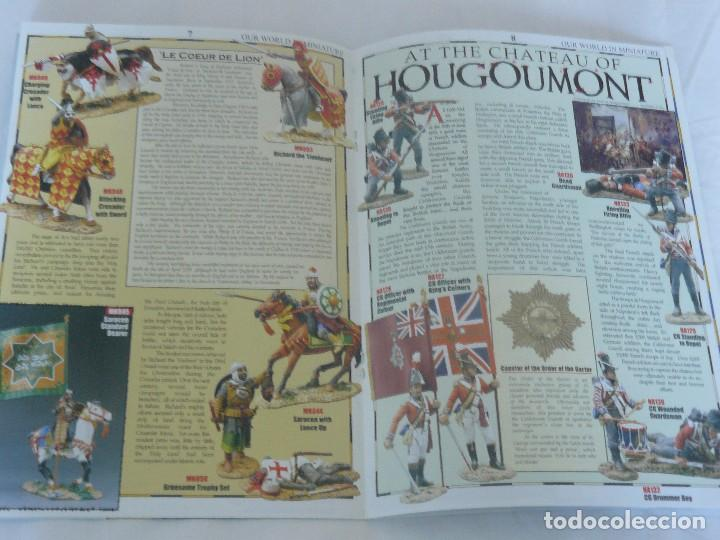 Juguetes antiguos: KING & COUNTRY COLLECTOR TITULADO OH WHAT A LOVELY WAR AUTUMN 2007 - Foto 5 - 194770023