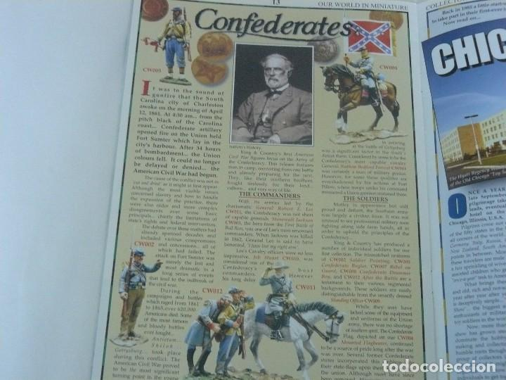 Juguetes antiguos: KING & COUNTRY COLLECTOR TITULADO OH WHAT A LOVELY WAR AUTUMN 2007 - Foto 8 - 194770023