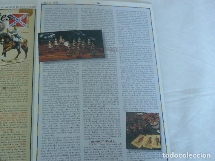 Juguetes antiguos: KING & COUNTRY COLLECTOR TITULADO OH WHAT A LOVELY WAR AUTUMN 2007 - Foto 10 - 194770023