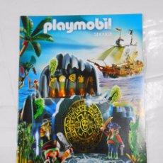 Juguetes antiguos: PLAYMOBIL 2012 CATALOGO REVISTA EN CASTELLANO TDKP10. Lote 33919707