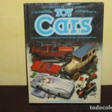 Juguetes antiguos: THE COLLECTOR´S ALL-COLOUR GUIDE TOY CARS - 1985 -. Lote 75864995