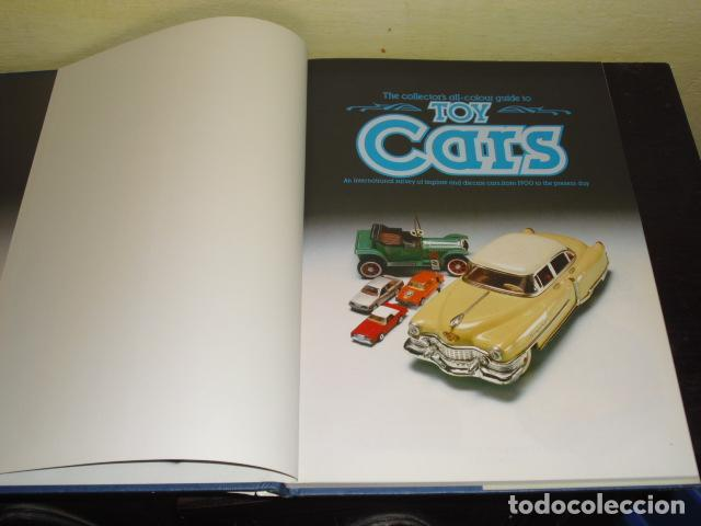 Juguetes antiguos: THE COLLECTOR´S ALL-COLOUR GUIDE TOY CARS - 1985 - - Foto 4 - 75864995