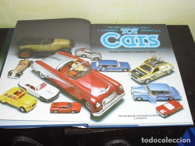 Juguetes antiguos: THE COLLECTOR´S ALL-COLOUR GUIDE TOY CARS - 1985 - - Foto 5 - 75864995