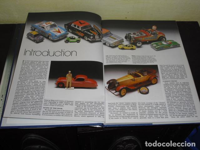 Juguetes antiguos: THE COLLECTOR´S ALL-COLOUR GUIDE TOY CARS - 1985 - - Foto 7 - 75864995