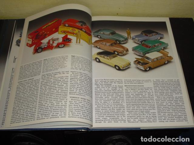Juguetes antiguos: THE COLLECTOR´S ALL-COLOUR GUIDE TOY CARS - 1985 - - Foto 8 - 75864995