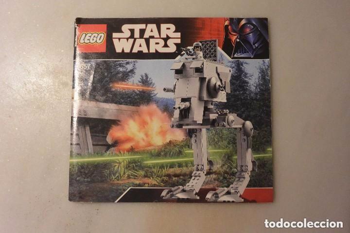 FOLLETO LEGO STAR WARS (Juguetes - Catálogos y Revistas de Juguetes)