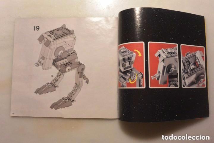 Juguetes antiguos: Folleto LEGO STAR WARS - Foto 3 - 76679719