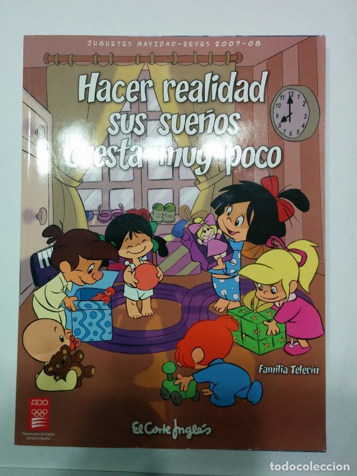 Cat logo juguetes navidad reyes 2007 2008 el comprar cat logos y revistas de juguetes - El corte ingles catalogo digital ...