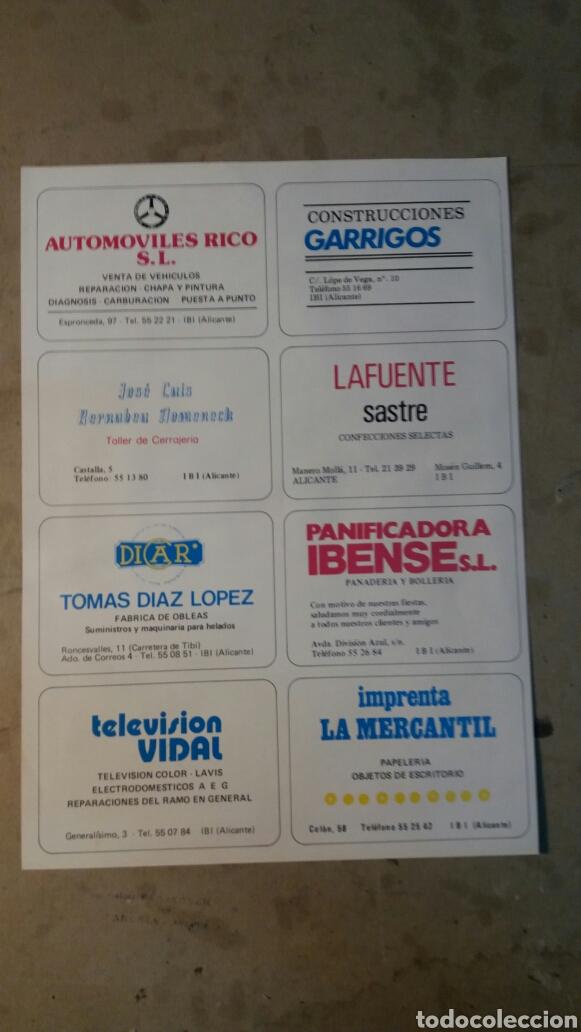 Juguetes antiguos: Molto Ibi .Alicante - Foto 2 - 78281721