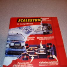 Juguetes antiguos: CATÁLOGO 2004 SCALEXTRIC. Lote 80325126