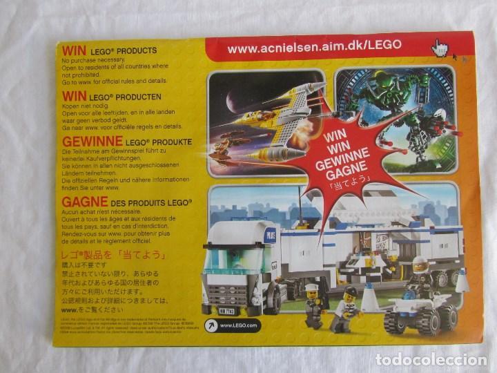 Juguetes antiguos: 3 catálogos de Lego Star Wars: 7674-1 + 7674-2 + 7673 - Foto 8 - 80442389
