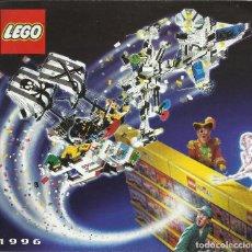 Juguetes antiguos: CATALOGO JUGUETES LEGO 1996. Lote 84399924