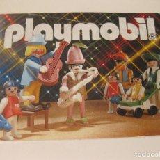 Juguetes antiguos: CATALOGO DE PRODUCTOS PLAYMOBIL DE 1988. Lote 86206092