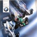 Juguetes antiguos: CATÁLOGO ORIGINAL BMW - MINIATURAS. ENERO 2000.. Lote 86657660